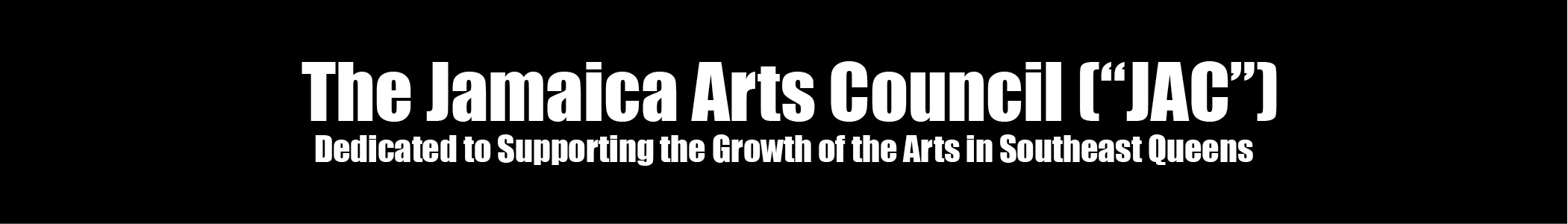 The Jamaica Arts Council